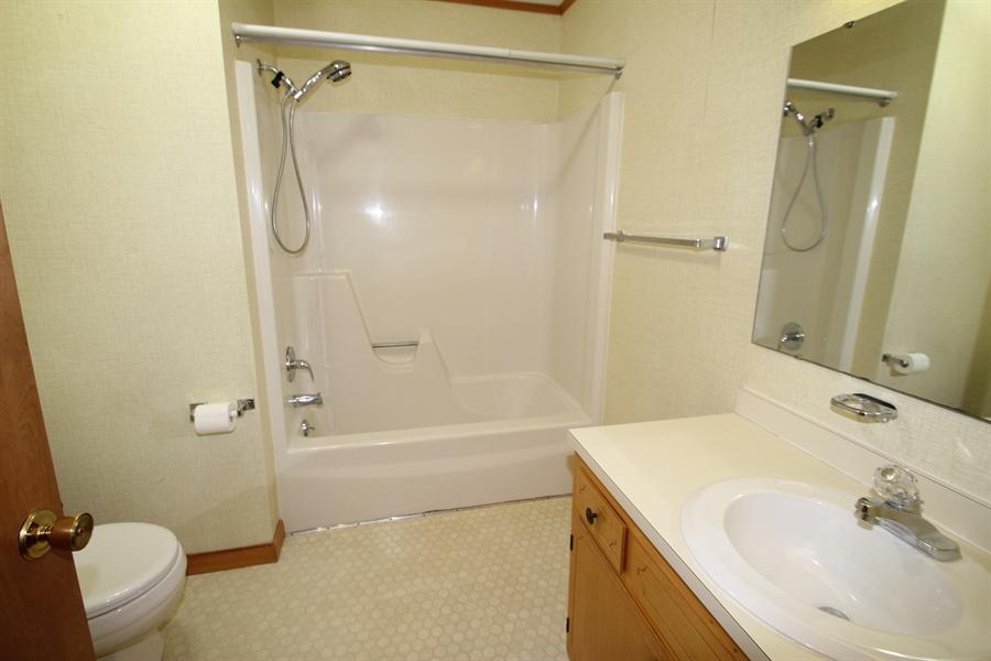 Real Estate Photography - 453 Howell School Rd, Bear, DE, 19701 - Full Bath