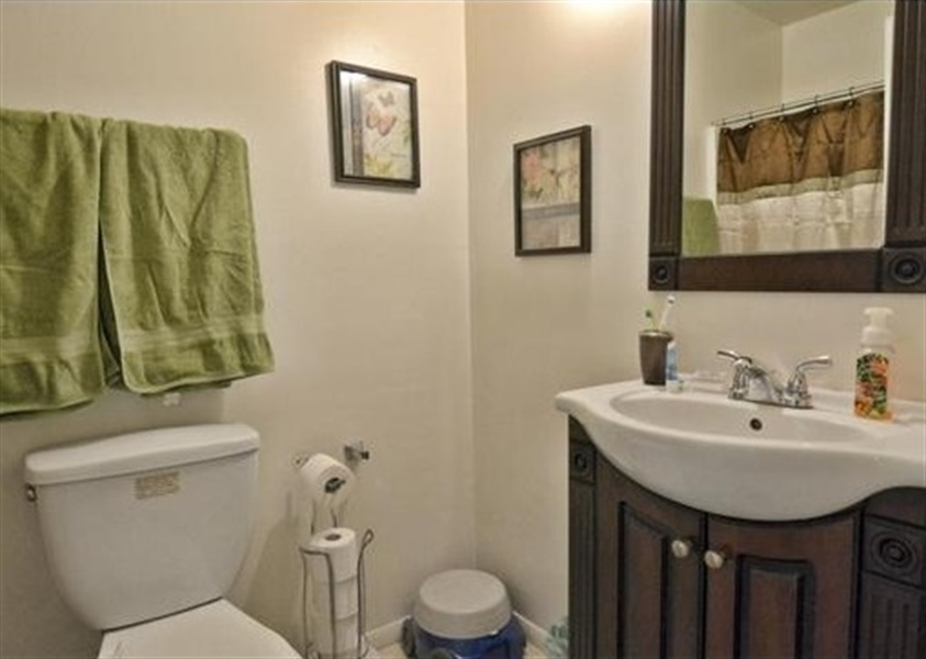 Real Estate Photography - 258 Green Ln, Newark, DE, 19711 - 2nd Full Bath w/Plenty of Space
