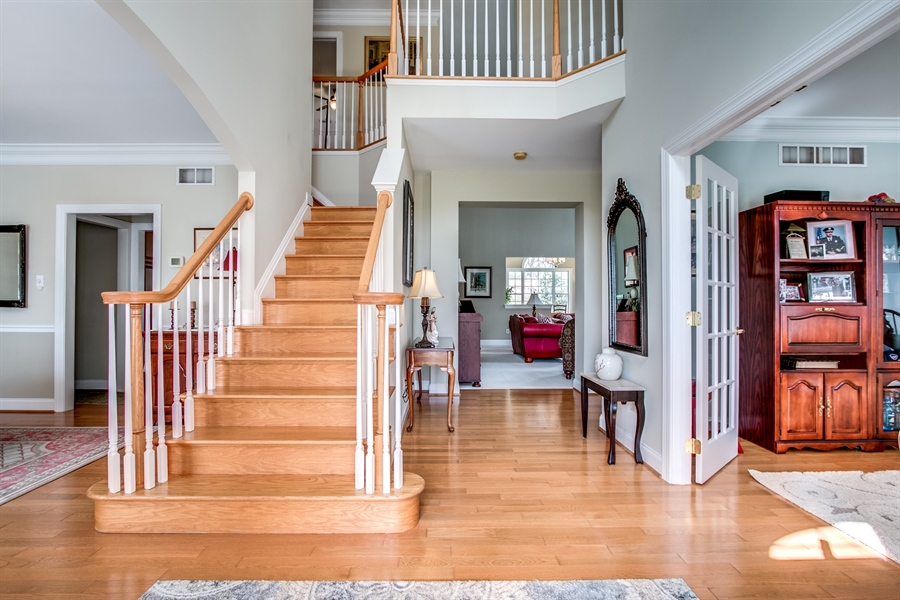 Real Estate Photography - 131 Viburnum Dr, Kennett Square, PA, 19348 - Welcome! Enjoy The Open Floor Plan!