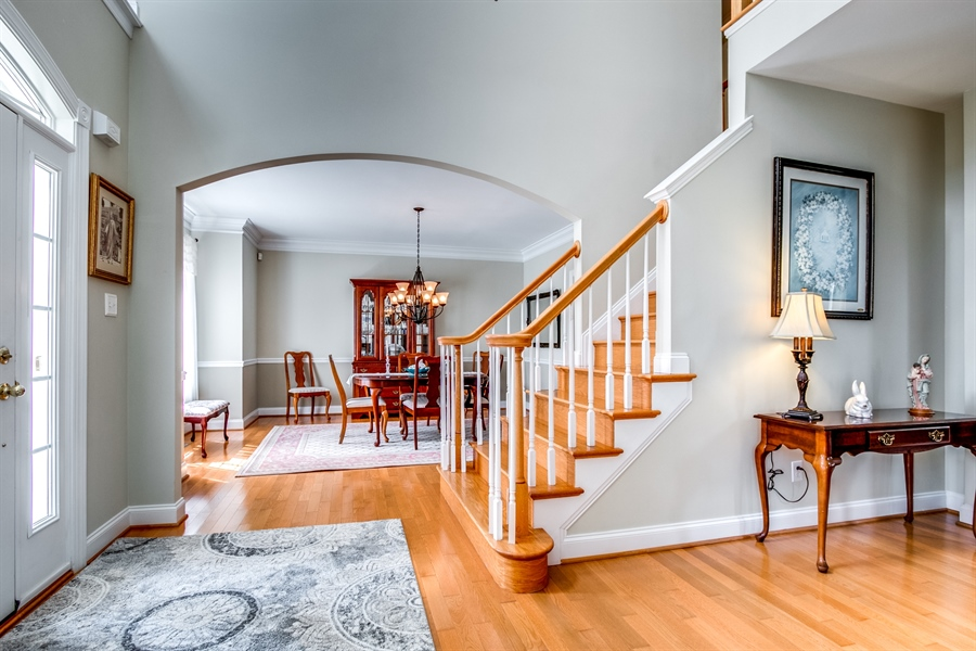 Real Estate Photography - 131 Viburnum Dr, Kennett Square, PA, 19348 - Another Foyer View