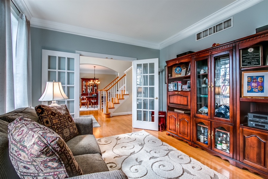 Real Estate Photography - 131 Viburnum Dr, Kennett Square, PA, 19348 - Relax In Your Office