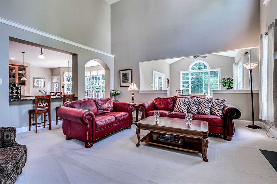Real Estate Photography - 131 Viburnum Dr, Kennett Square, PA, 19348 - Another Family Room View