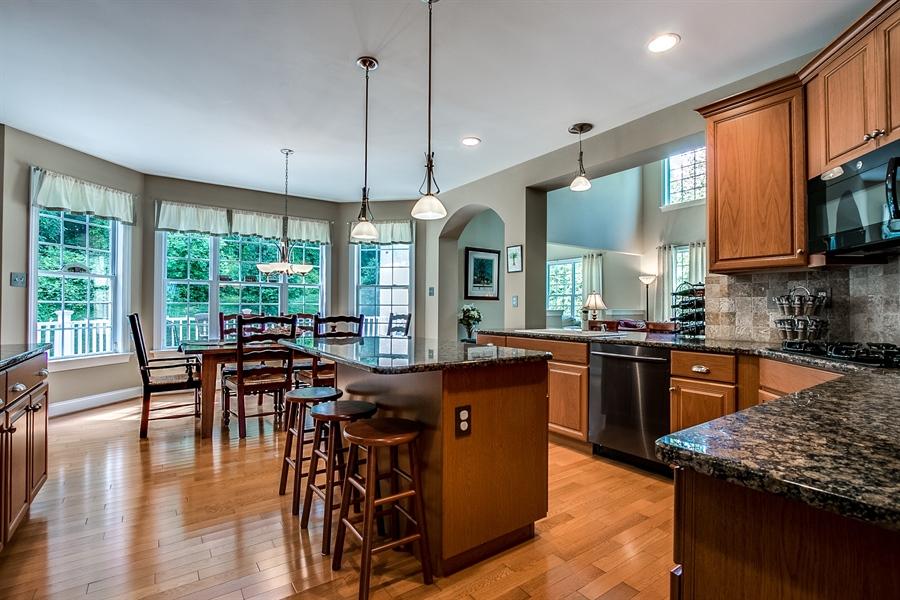 Real Estate Photography - 131 Viburnum Dr, Kennett Square, PA, 19348 - Impressive Chef's Kitchen