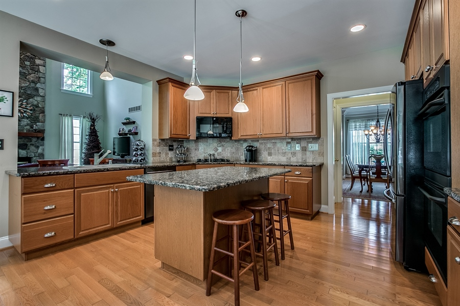 Real Estate Photography - 131 Viburnum Dr, Kennett Square, PA, 19348 - Another Kitchen View