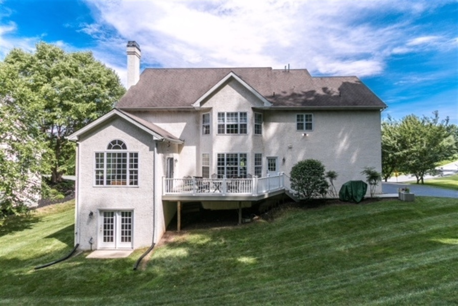 Real Estate Photography - 131 Viburnum Dr, Kennett Square, PA, 19348 - Back Of Home