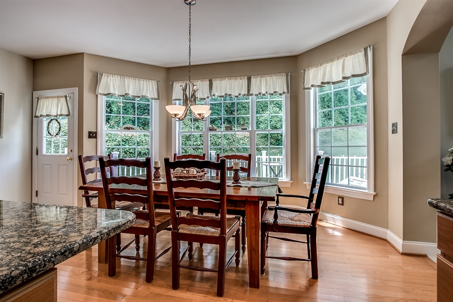 Real Estate Photography - 131 Viburnum Dr, Kennett Square, PA, 19348 - Spacious Nook