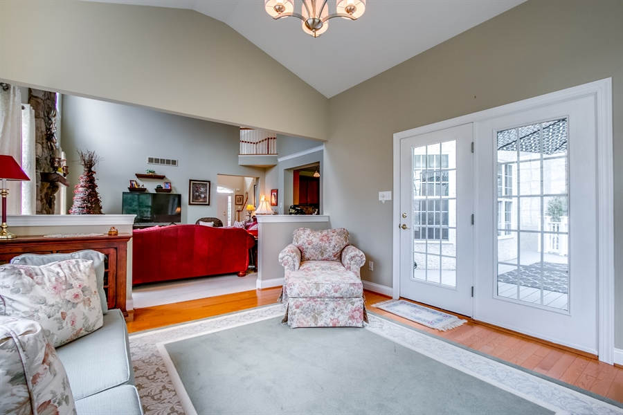 Real Estate Photography - 131 Viburnum Dr, Kennett Square, PA, 19348 - Another View From Sun Room