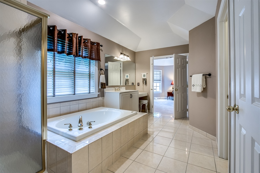 Real Estate Photography - 131 Viburnum Dr, Kennett Square, PA, 19348 - Another View Of Master Bath