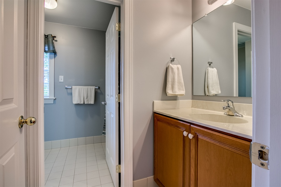 Real Estate Photography - 131 Viburnum Dr, Kennett Square, PA, 19348 - Jack And Jill Bath