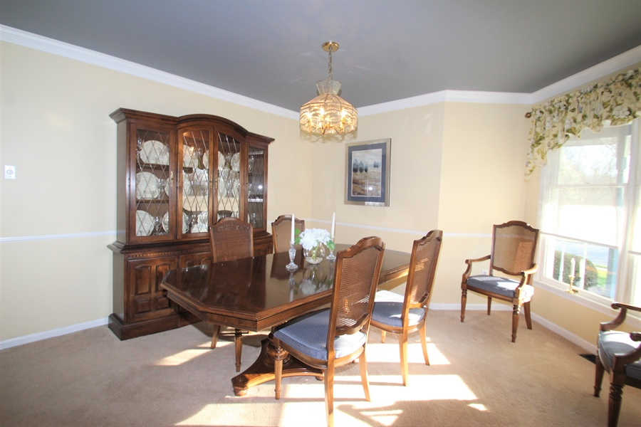 Real Estate Photography - 131 W Mill Station Dr, Newark, DE, 19711 - Dining Room