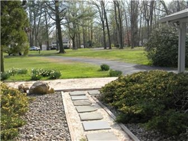 Real Estate Photography - 25 N Rosemont Cir, Elkton, MD, 21921 - VIEW FROM FRONT DOOR
