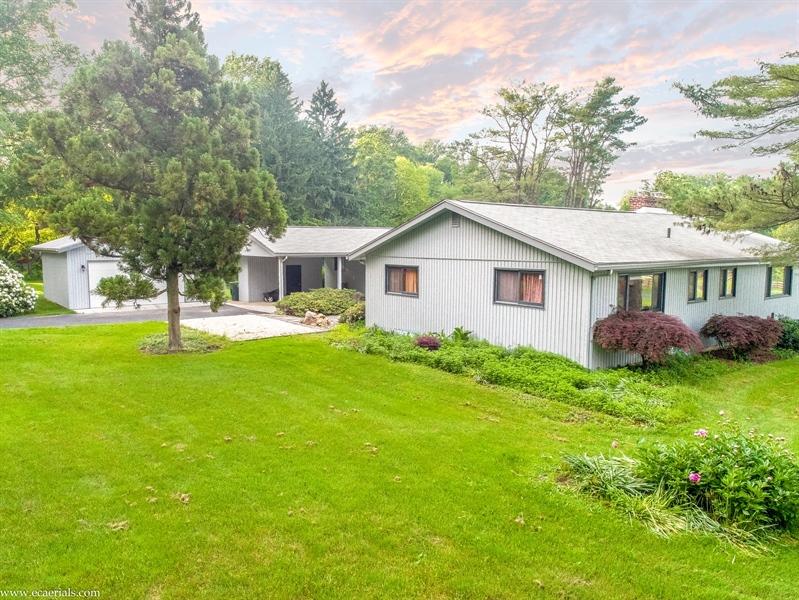 Real Estate Photography - 25 N Rosemont Cir, Elkton, MD, 21921 - FRONT/SIDE