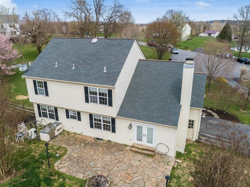 Real Estate Photography - 10 E Hunter Creek Ln, West Grove, PA, 19390 - Location 4