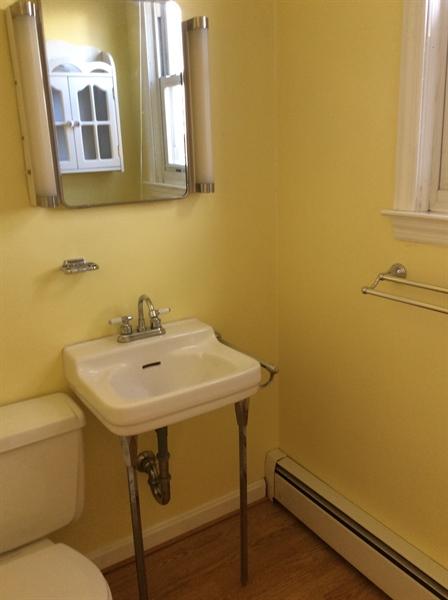 Real Estate Photography - 2000 Lincoln Ave, Wilmington, DE, 19809 - Bedroom 3 w 1/2 bathroom