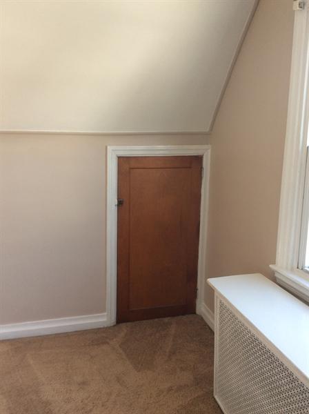 Real Estate Photography - 2000 Lincoln Ave, Wilmington, DE, 19809 - Master bedroom closet