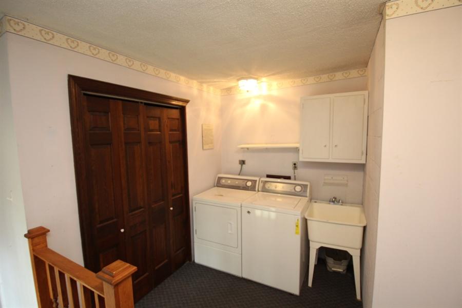 Real Estate Photography - 321 E 14th St, New Castle, DE, 19720 - Main level laundry room