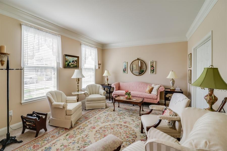 Real Estate Photography - 322 Ellenwood Dr, Middletown, DE, 19709 - Formal living room