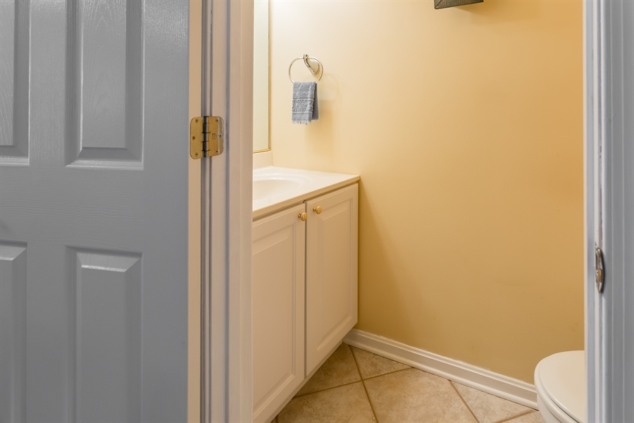 Real Estate Photography - 32492 Mariners Way, Millsboro, DE, 19966 - First floor 1/2 bath