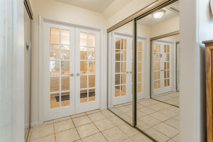 Real Estate Photography - 32492 Mariners Way, Millsboro, DE, 19966 - Double closets/dressing area
