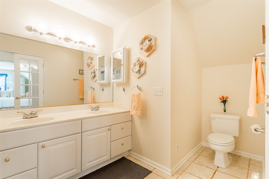 Real Estate Photography - 32492 Mariners Way, Millsboro, DE, 19966 - Owner's bathroom