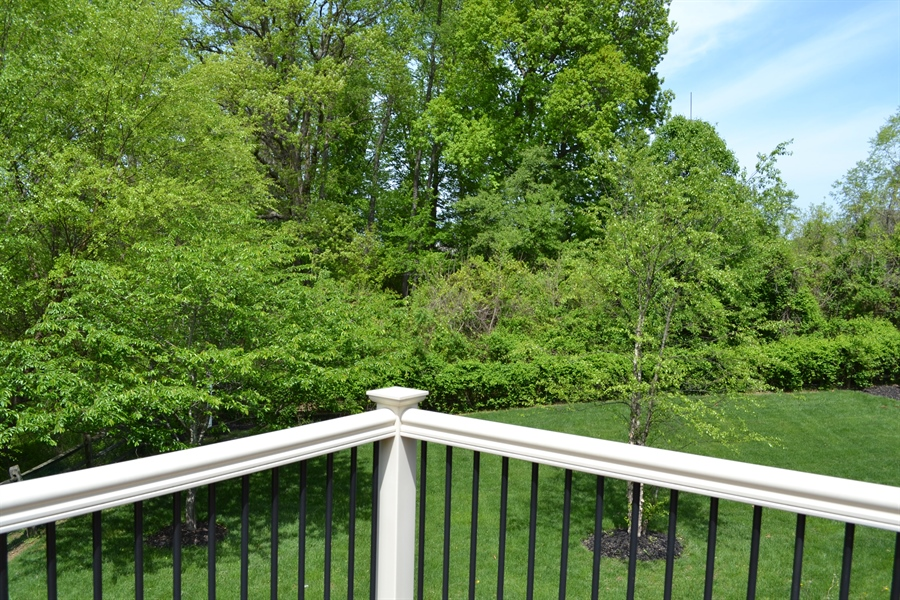 Real Estate Photography - 420 Nattull Dr, Bear, DE, 19701 - View From the Deck