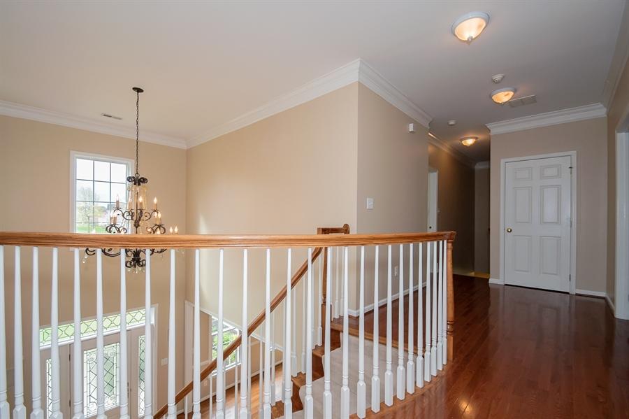 Real Estate Photography - 420 Nattull Dr, Bear, DE, 19701 - Upstairs Hallway