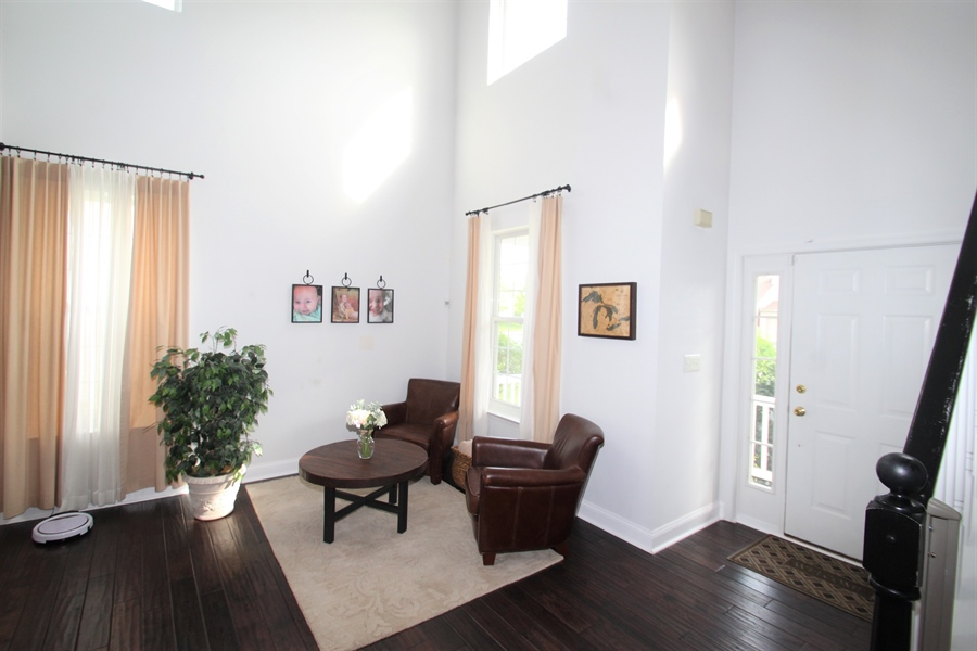 Real Estate Photography - 3 Orchid Dr, Bear, DE, 19701 - Living Room