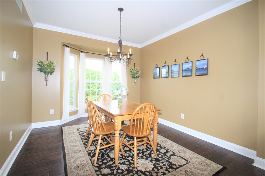 Real Estate Photography - 3 Orchid Dr, Bear, DE, 19701 - Dining Room
