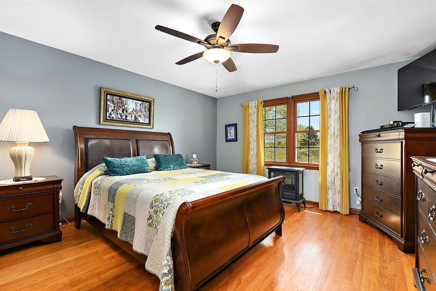 Real Estate Photography - 131 Bernice Dr, Bear, DE, 19701 - Master Bedroom
