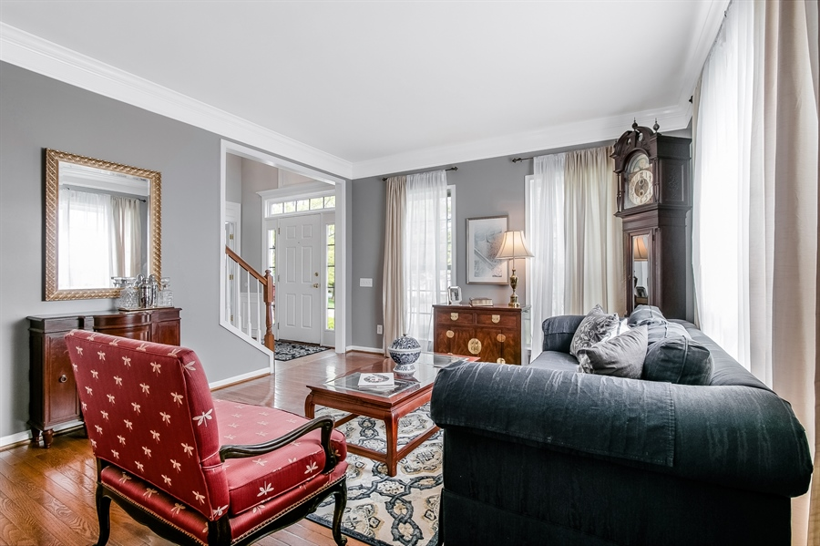 Real Estate Photography - 5 Rockwood Ct, Newark, DE, 19711 - Formal Living Room