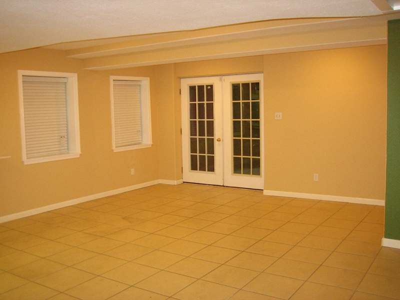 Real Estate Photography - 28 Oklahoma State Dr, Newark, DE, 19713 - Lower Level Room w/walk-out