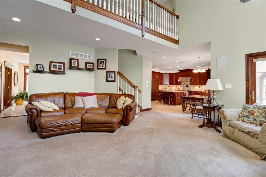 Real Estate Photography - 72 Woodholme Way, Elkton, MD, 21921 - OPEN FLOOR PLAN