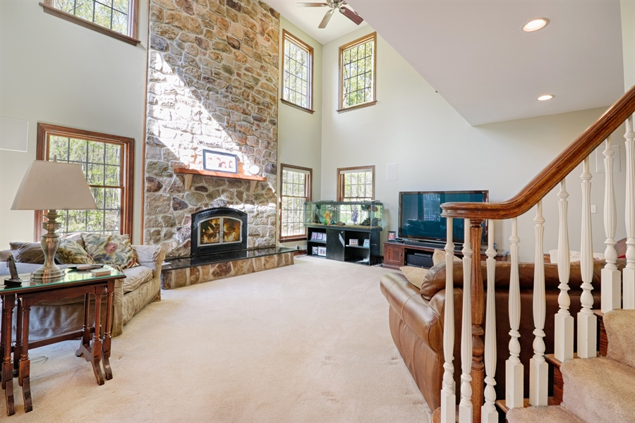 Real Estate Photography - 72 Woodholme Way, Elkton, MD, 21921 - LOTS OF NATURAL LIGHT