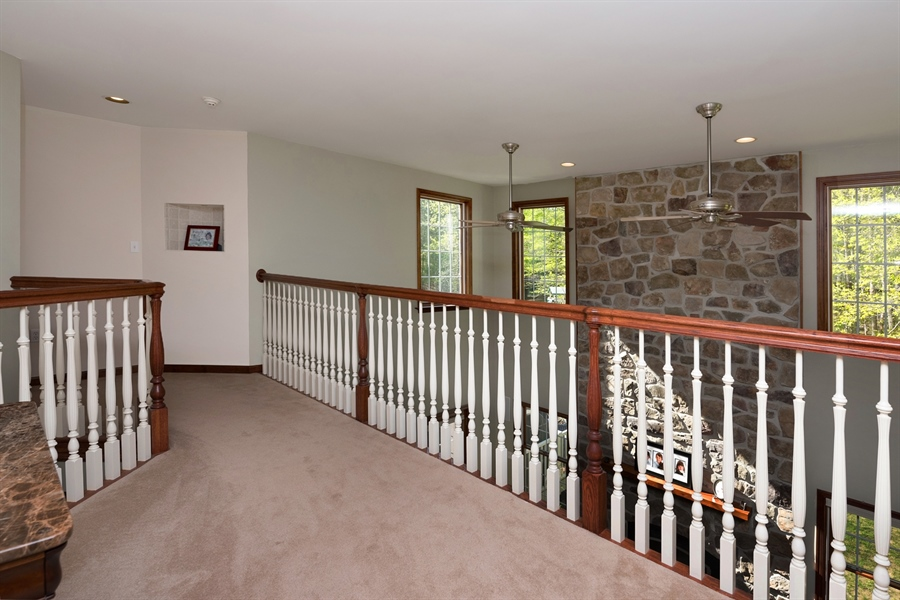 Real Estate Photography - 72 Woodholme Way, Elkton, MD, 21921 - SPACIOUS 2ND FLOOR LANDING