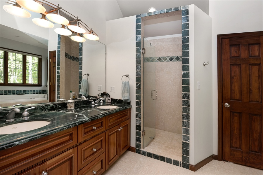 Real Estate Photography - 72 Woodholme Way, Elkton, MD, 21921 - SUPER MASTER BATH!