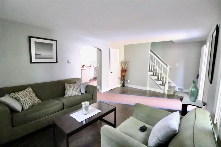 Real Estate Photography - 4 Temple Ter, Wilmington, DE, 19805 - Living Room