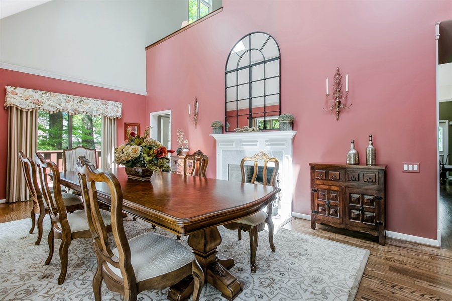 Real Estate Photography - 5 Boysenberry Dr, Hockessin, DE, 19707 - Dining Room could be used as a Great Room