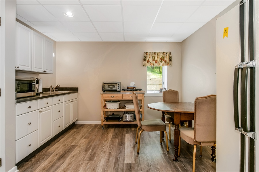 Real Estate Photography - 5 Boysenberry Dr, Hockessin, DE, 19707 - Bedroom 4 converted to Kitchenette