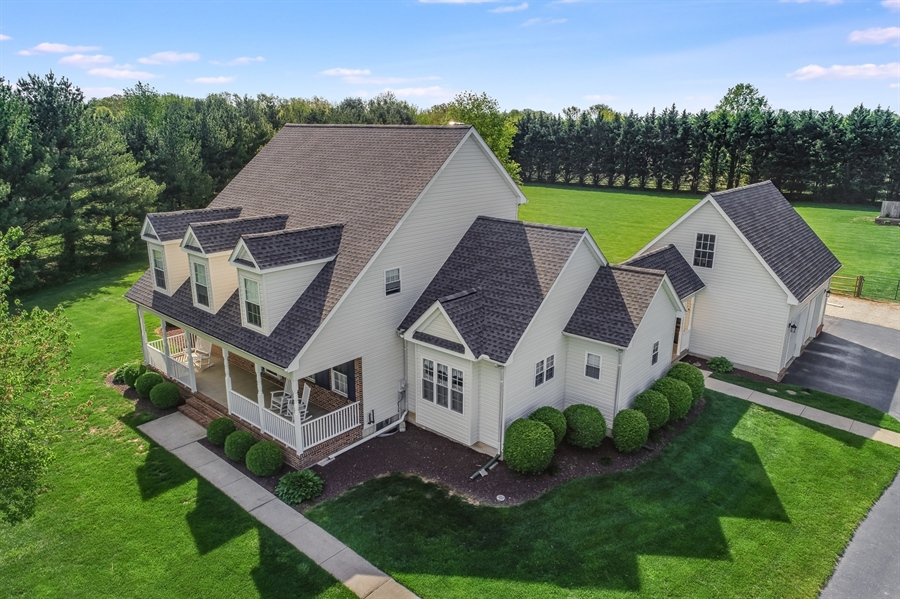 Real Estate Photography - 707 Spinnaker St, Middletown, DE, 19709 - Over View