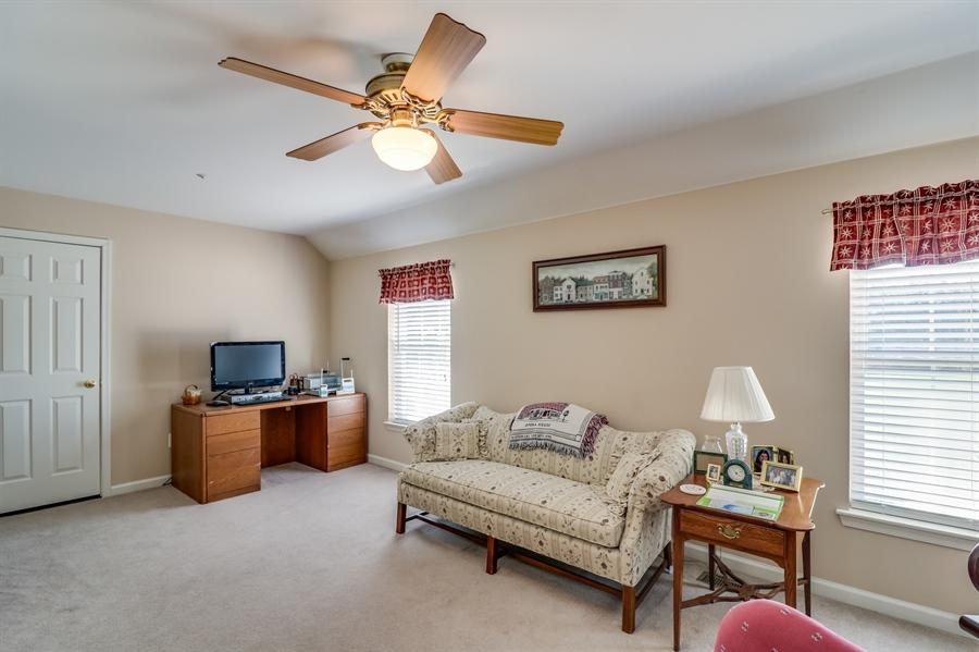 Real Estate Photography - 707 Spinnaker St, Middletown, DE, 19709 - Bedroom 3/Sitting room 2nd Floor