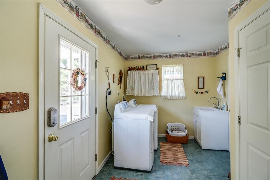 Real Estate Photography - 707 Spinnaker St, Middletown, DE, 19709 - Laundry Room