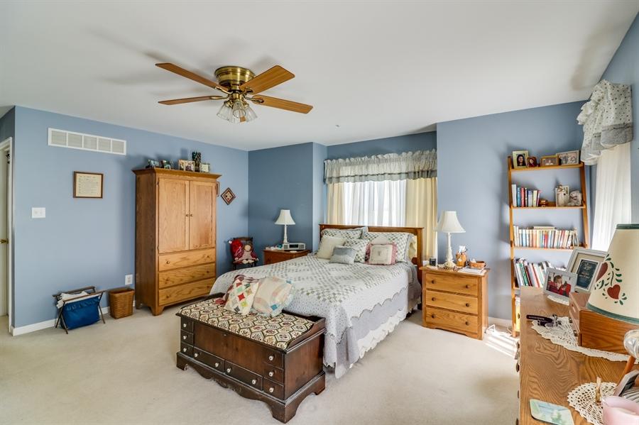 Real Estate Photography - 707 Spinnaker St, Middletown, DE, 19709 - Master Bedroom 1st Floor