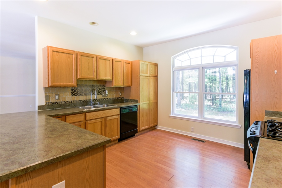 Real Estate Photography - 20835 Bull Pine Rd, Georgetown, DE, 19947 - Kitchen