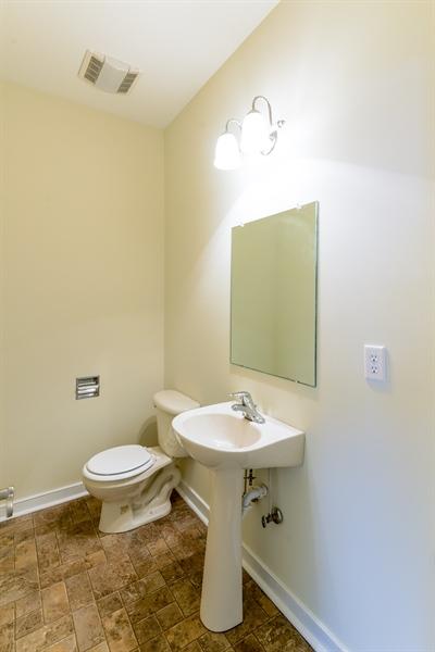 Real Estate Photography - 20835 Bull Pine Rd, Georgetown, DE, 19947 - Half Bath
