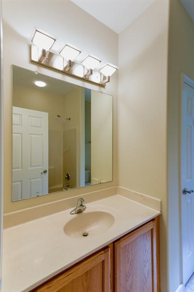 Real Estate Photography - 20835 Bull Pine Rd, Georgetown, DE, 19947 - Full Hall Bath
