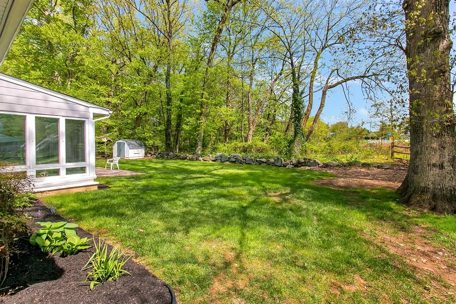Real Estate Photography - 220 Stonecrop Rd, Wilmington, DE, 19810 - Private, Lush Lot