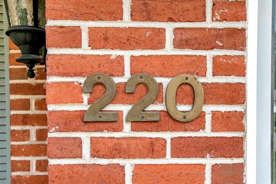 Real Estate Photography - 220 Stonecrop Rd, Wilmington, DE, 19810 - Welcome Home!!!