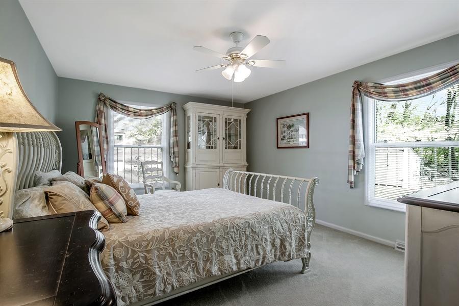 Real Estate Photography - 220 Stonecrop Rd, Wilmington, DE, 19810 - Serene Master Bedroom