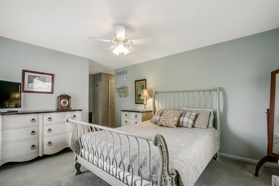 Real Estate Photography - 220 Stonecrop Rd, Wilmington, DE, 19810 - Another Master Bedroom View
