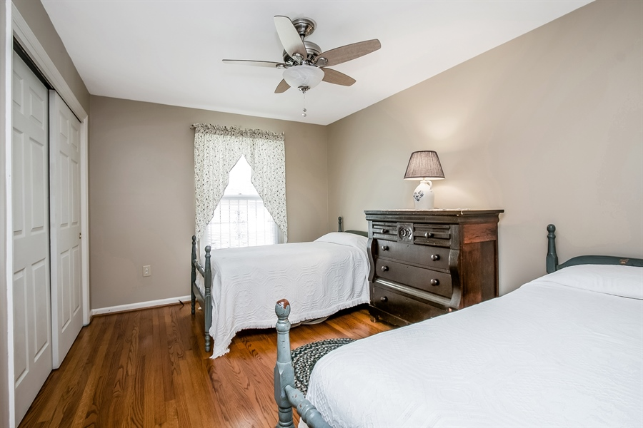 Real Estate Photography - 220 Stonecrop Rd, Wilmington, DE, 19810 - Third Bedroom Is Nicely Sized